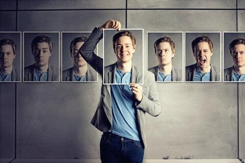 Några av dessa känslor är relaterade till de fyra personlighetstyperna
