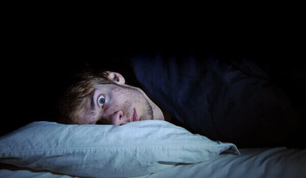 Man kan inte sova