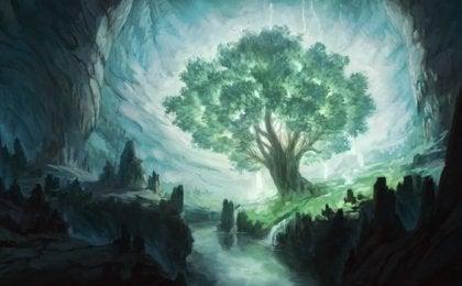Oshos berättelse om önsketrädet