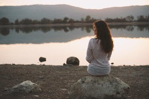 Är du rädd för att vara glad? Ta reda på det