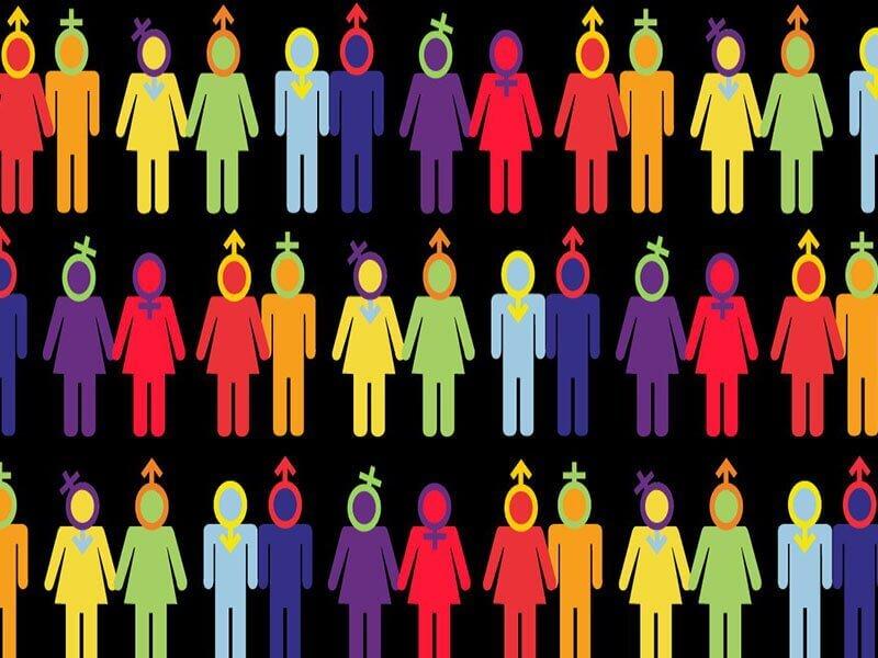 Sexuell mångsidighet inom samhället.
