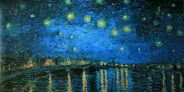 Van Goghs Stjärnenatt