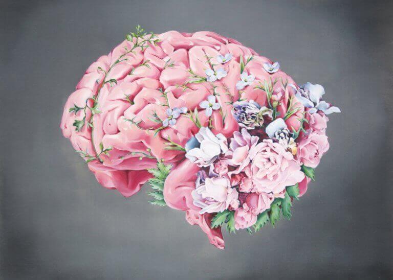 Blomstrande hjärna
