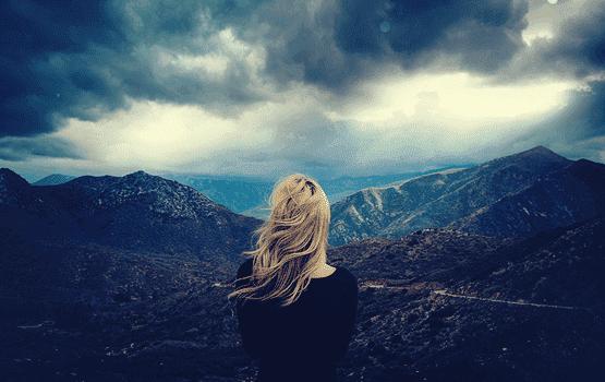 7 tecken på att du är en självdestruktiv person