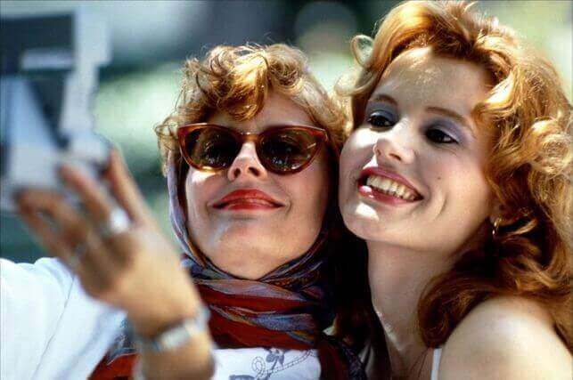 Thelma and Louise: ett feministiskt skrik i en mansvärld