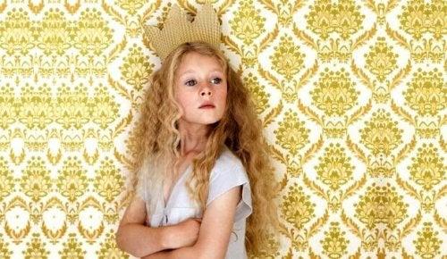 Tillåtande föräldrar skapar små narcissister