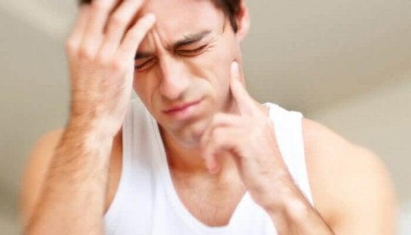 Smärta i käken