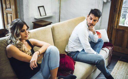 Vad ligger egentligen bakom spänningar i relationen?