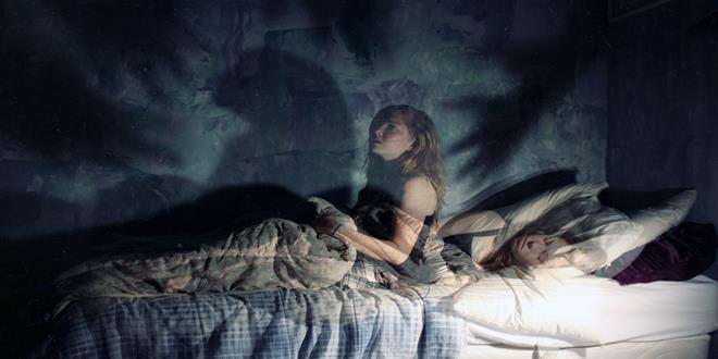 Sömnparalys: en fasansfull upplevelse