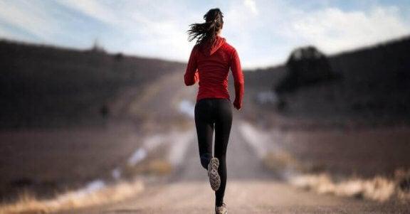 Fysisk träning hjälper dig att komma över beroende