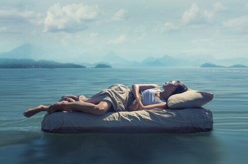 De 5 typer av sömn vi går igenom då vi sover