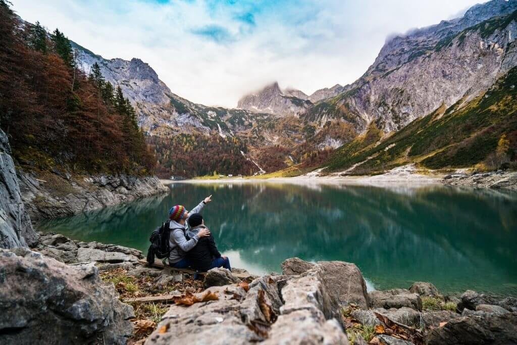 Par som motiveras av miljöombyte