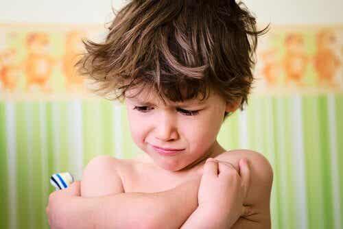 Raseriutbrott: hur du som förälder kan förebygga dem