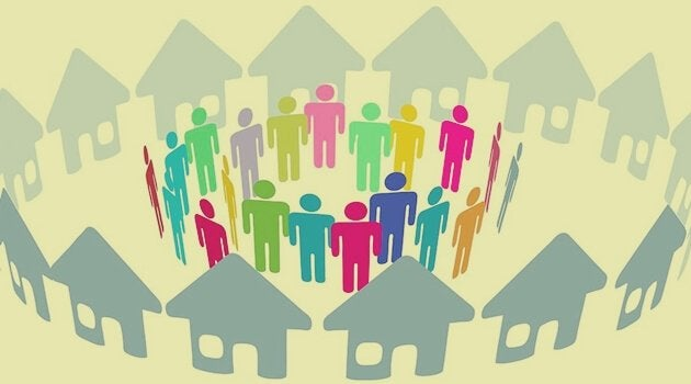 Personer i grannskap