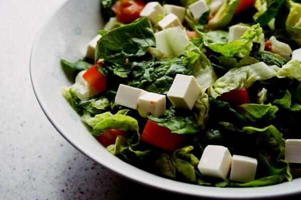 Ät hälsosamt för att bibehålla din energi