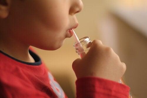 Länken mellan läsk och aggressivitet hos barn