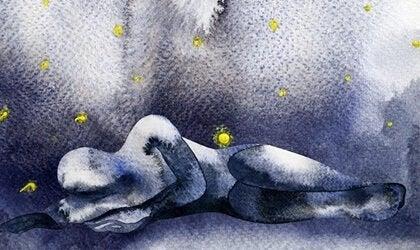 Stressrelaterad sömnlöshet: när oron förhindrar vila