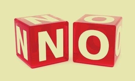 Våga säga nej
