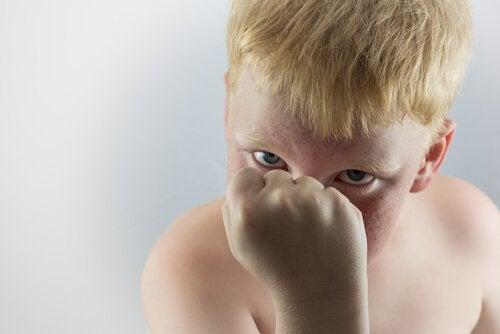 läsk och aggressivitet hos barn