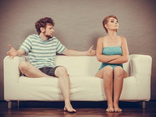Hur du tar dig igenom ett gräl med din partner