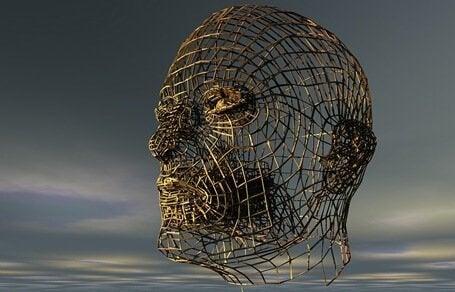 Den oroliga hjärnan: ett huvud av ståltråd