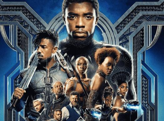 Black panther: superhjältar och integration