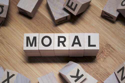 Kohlbergs teori om moralisk utveckling