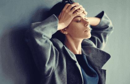 Ångestens kroppsspråk: tecknen på detta tillstånd