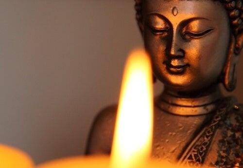 rädsla enligt Buddhismen