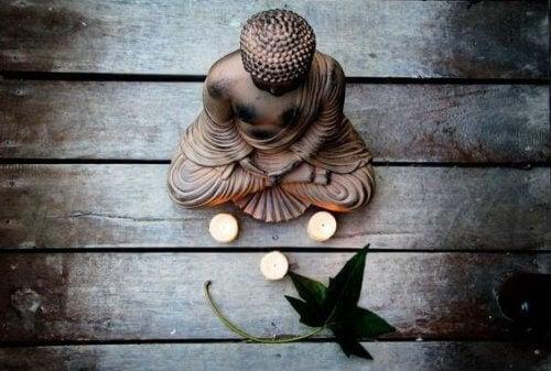 Hur man hanterar rädsla enligt buddhismen