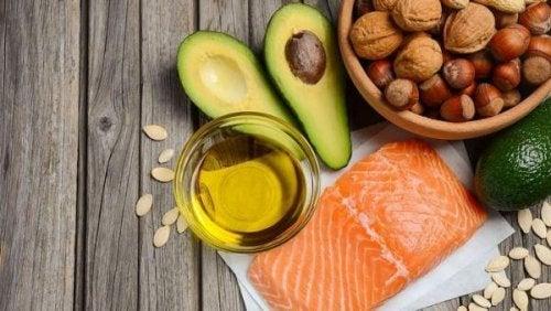 Ät antiinflammatoriska livsmedel