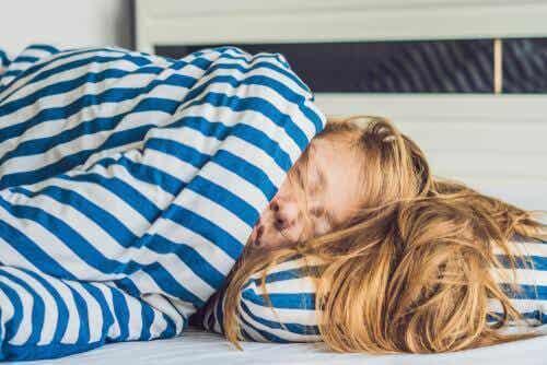 5 hälsoeffekter av att sova för mycket