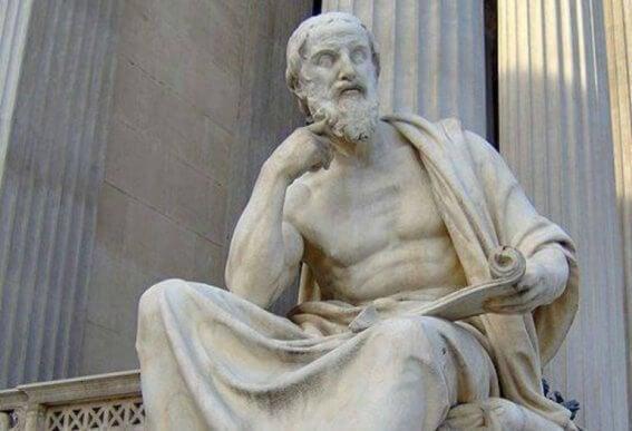 Herodotos: den första historikern och antropologen