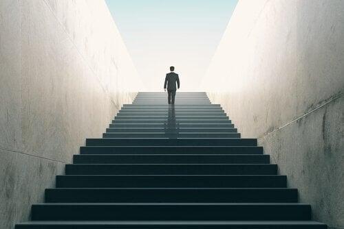 Fem saker som leder till professionell tillväxt