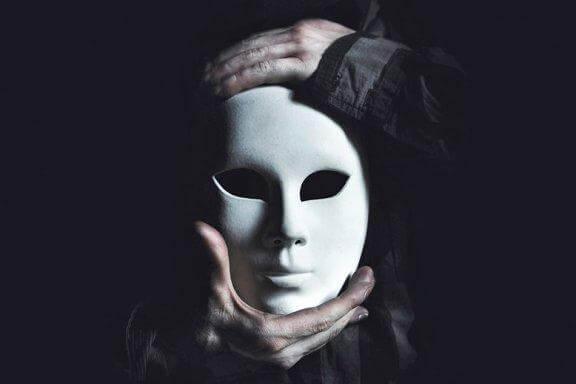 Vit mask