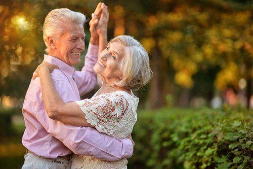 dans i ålderdomen