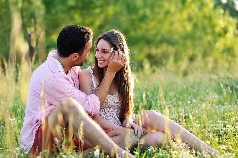 Hur vi gillar att tala om kärlek och romans