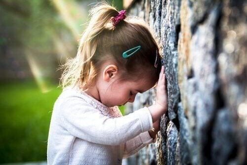 patologisk sorg hos barn