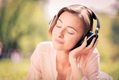 Sju otroligt fina låtar som lindrar ångest