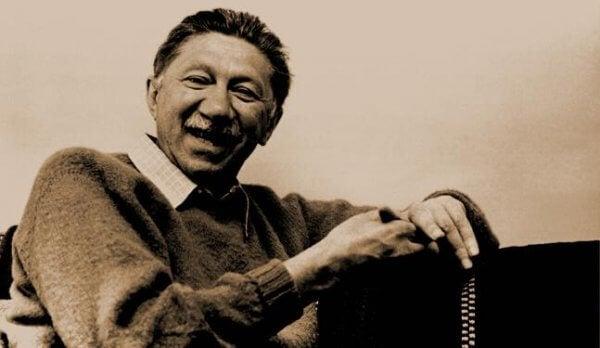 Abraham Maslow - en av de mest kända psykologerna