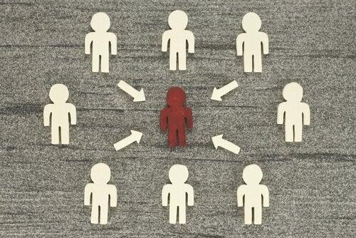 Andra skapar vår självbild