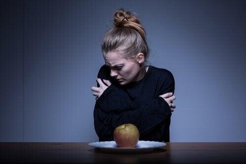 Emotionell reglering och ätstörningar
