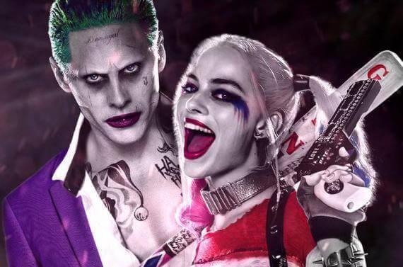 Jokern och Harley Quinn: ett skadligt förhållande