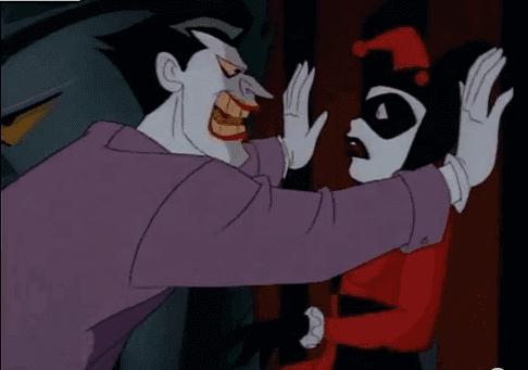 Jokern och Harley Quinn