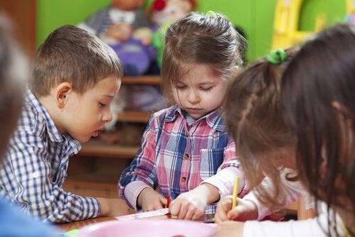 Inflytandet Montessori-metoden har idag