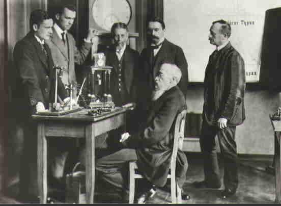 Wilhelm Wundt - en av de mest kända psykologerna