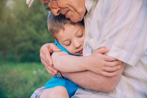 far och morföräldrar