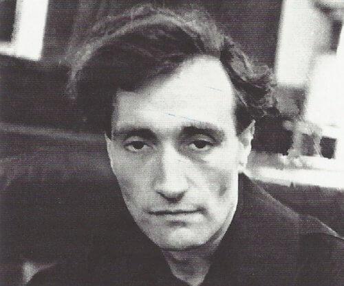 Antoin Artaud i närbild