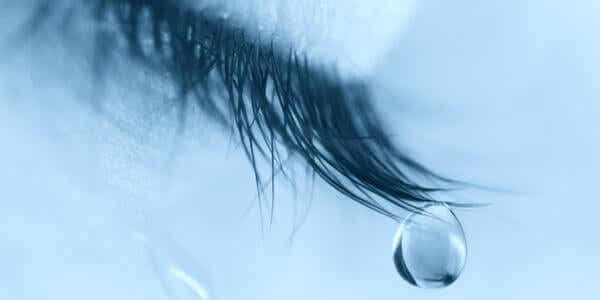 7 stora fördelar med att gråta då och då