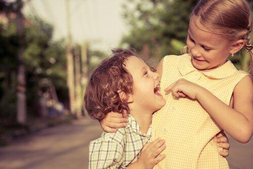 Intressanta fakta om syskonförhållanden